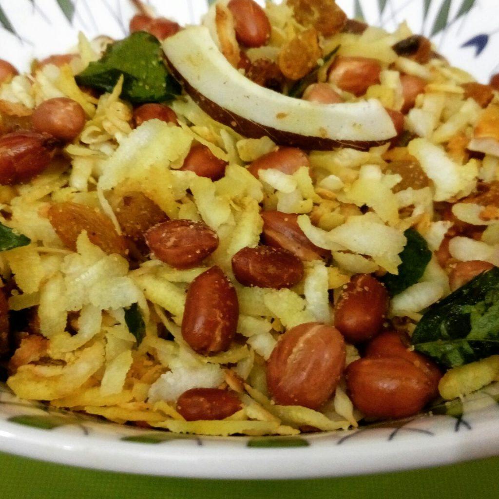 Namkeen Chivda Recipe