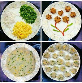 Rava Cutlets Recipe