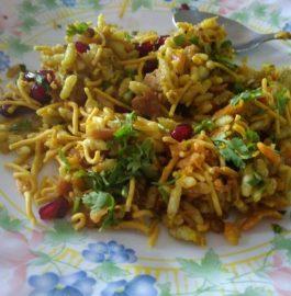 Jain bhel puri