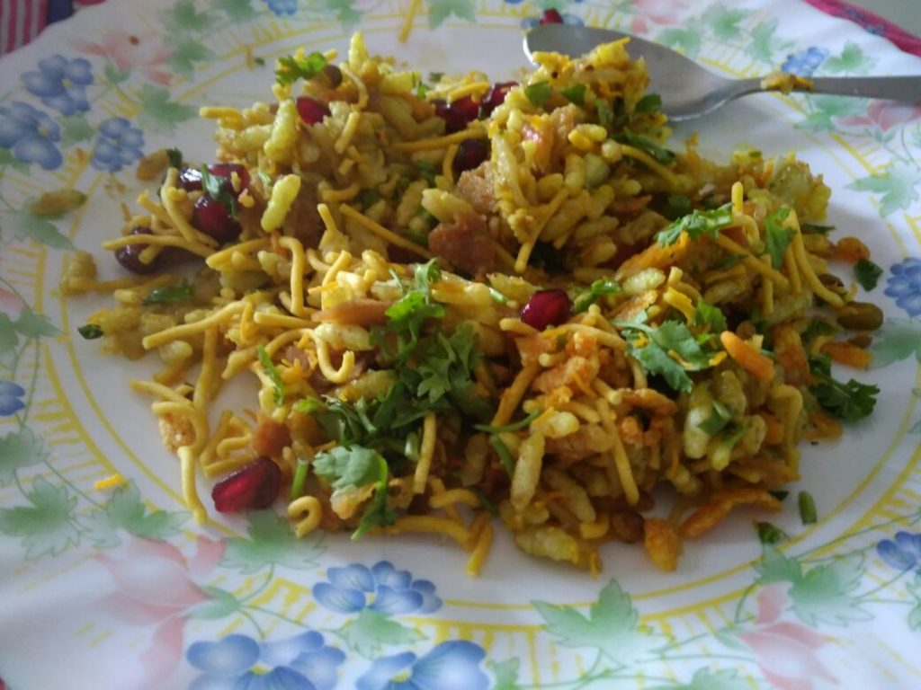 Jain bhel puri no onion recipe zayka ka tadka jain bhel puri no onion no garlic no potato recipe forumfinder Gallery