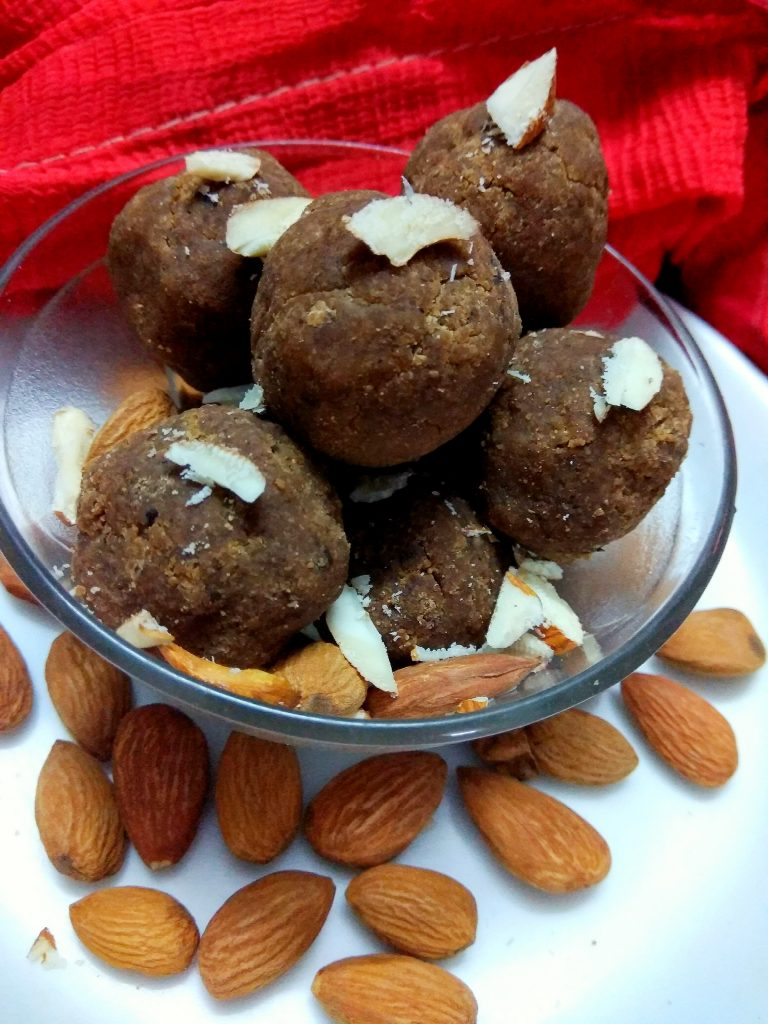 Oats Chocolaty Ladoo Recipe