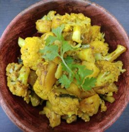 Aloo Gobhi Recipe