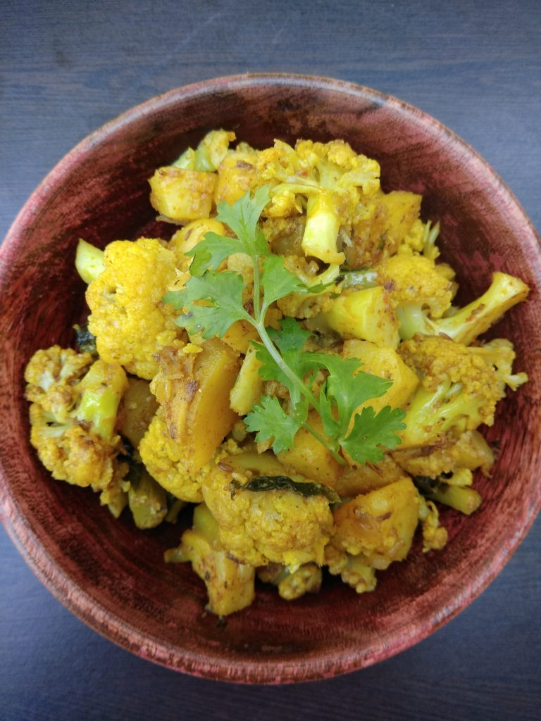 Aloo Gobhi Recipe