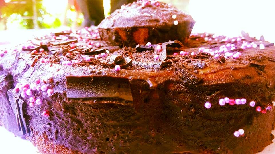 Christmas Chocolate Cake Recipe