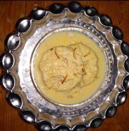 Bread Rasmalai Recipe