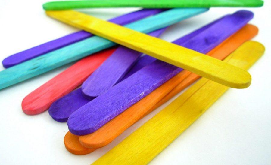 ice cream stick craft ideas