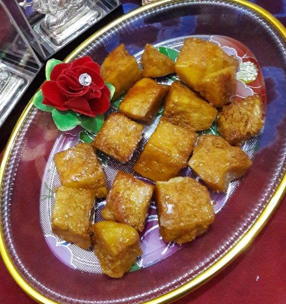 Chhena Muduki Recipe