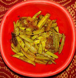 Kaddu Ke Chhilke Ki Sabzi Recipe