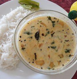 Curd Ki Curry Recipe