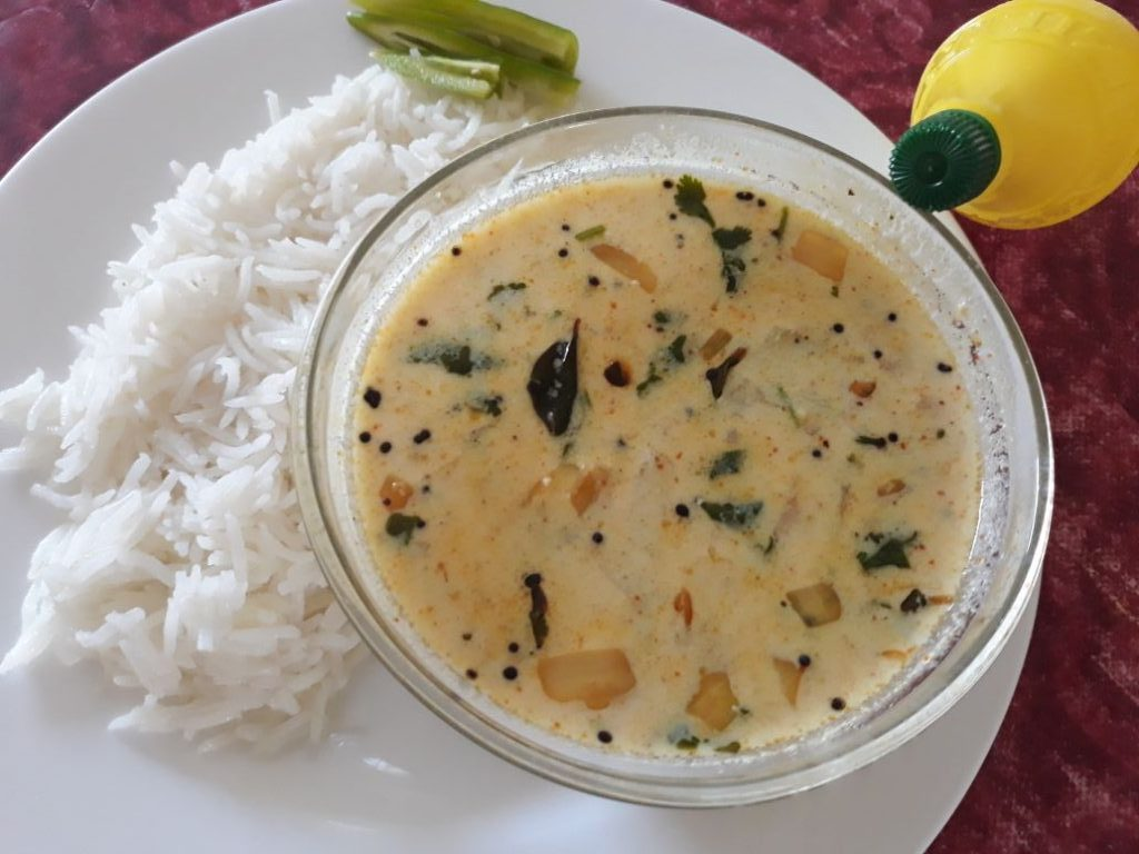 Curd Ki Curry Recipe