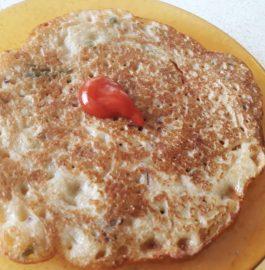 Adai Dosa - Chana Dal And Rice Mix Dosa Recipe