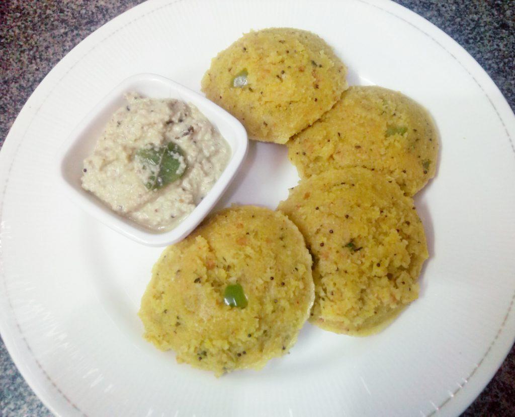 Kanjeevaram/Kanchipuram Idlies Recipe