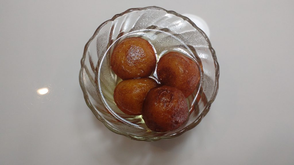 Gulab Jamun - Homemade Recipe With Khoya & Paneer