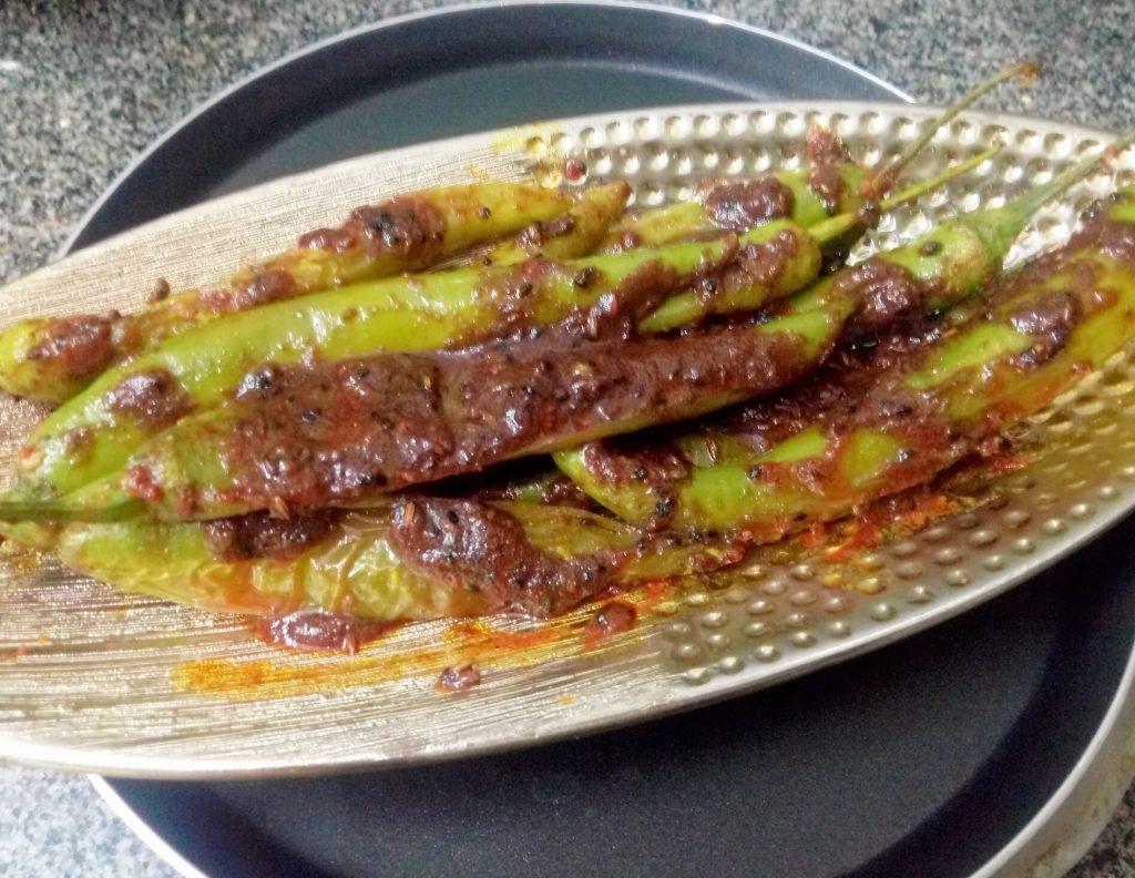 Special Masala Mirchi Recipe