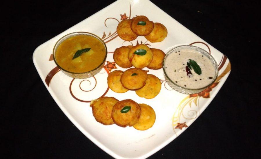 Carrot Paniyaram Recipe
