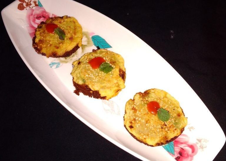 Vegetable Gold Coins Recipe