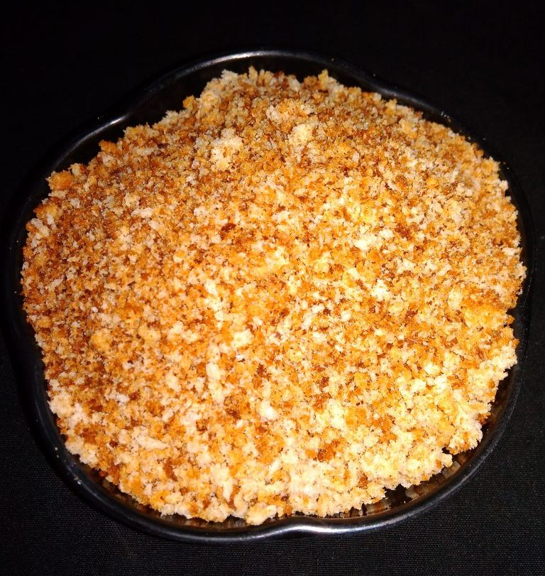 Bread Crumbs Recipe