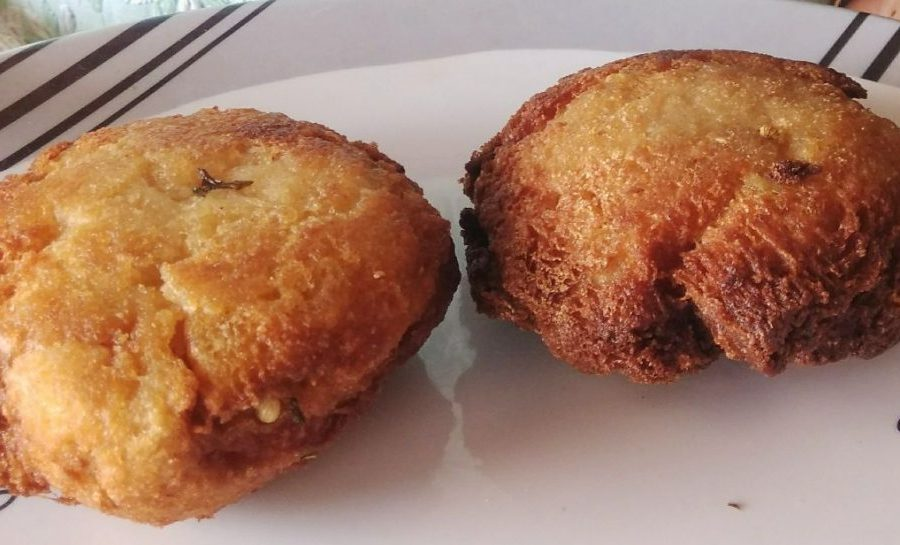 Bread Roll Kachori - Evening Snack Recipe