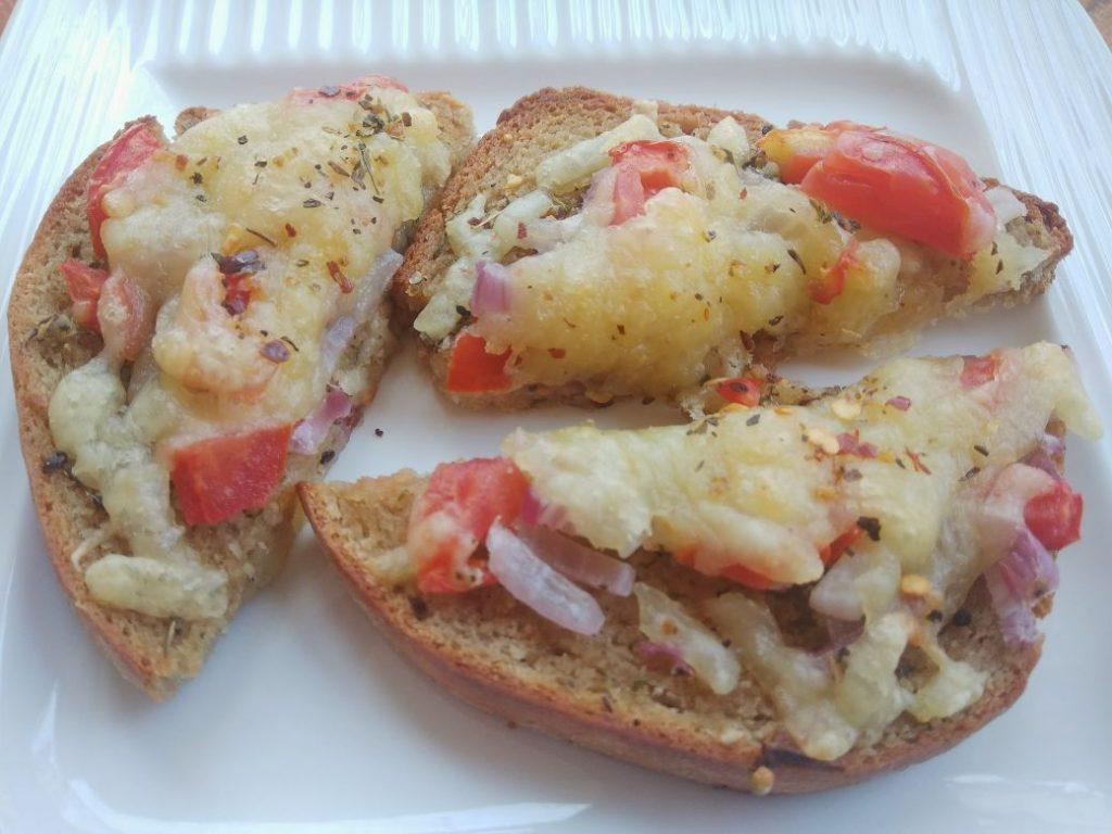 garlic bread - restaurant style