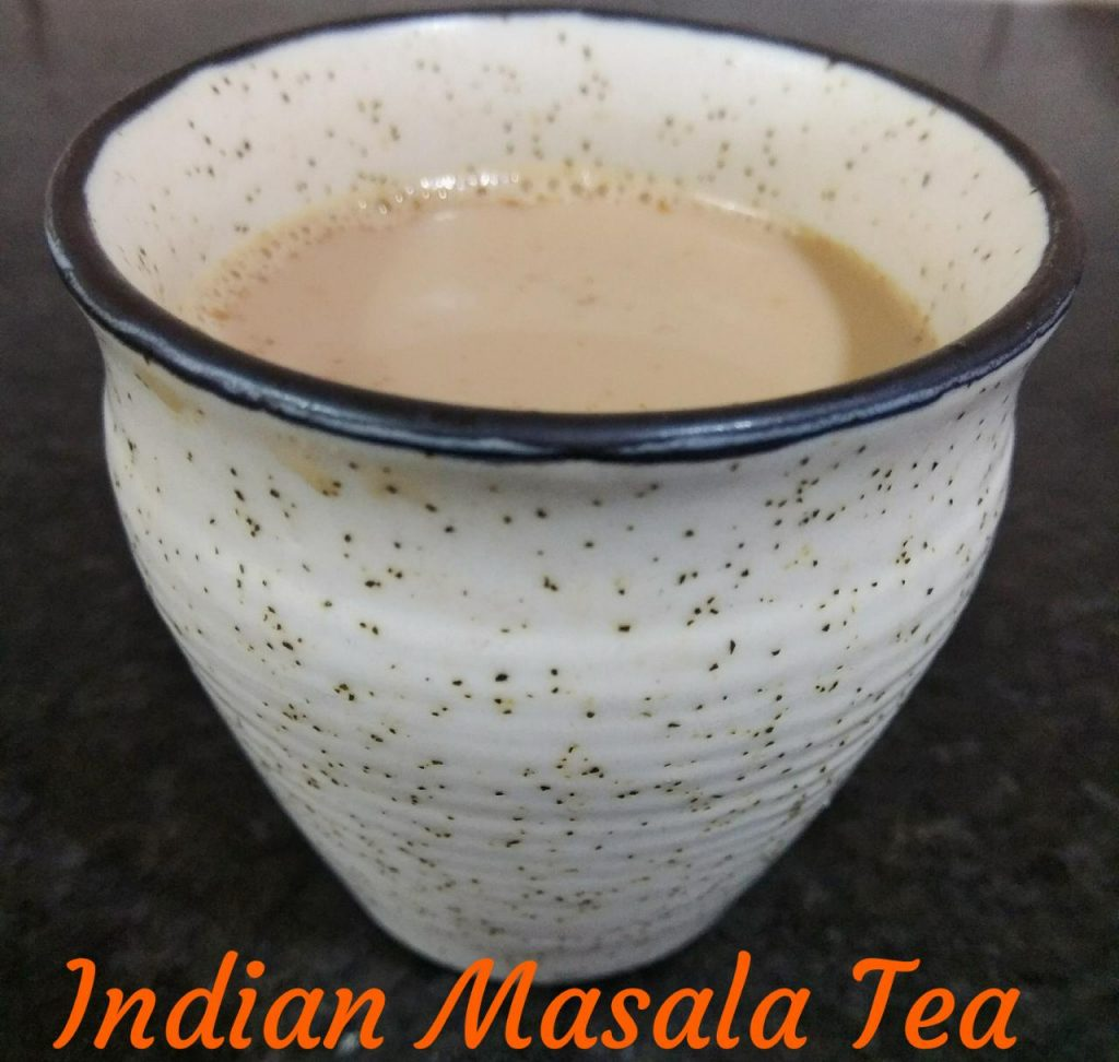 Indian Masala Ginger Tea - Cold & Cough Special