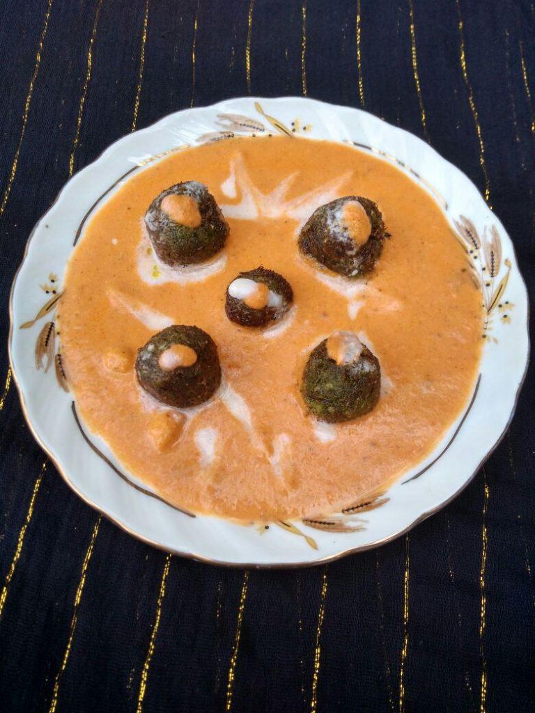 Broccoli Malai Kofta Recipe