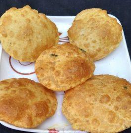 Aloo Puri Recipe