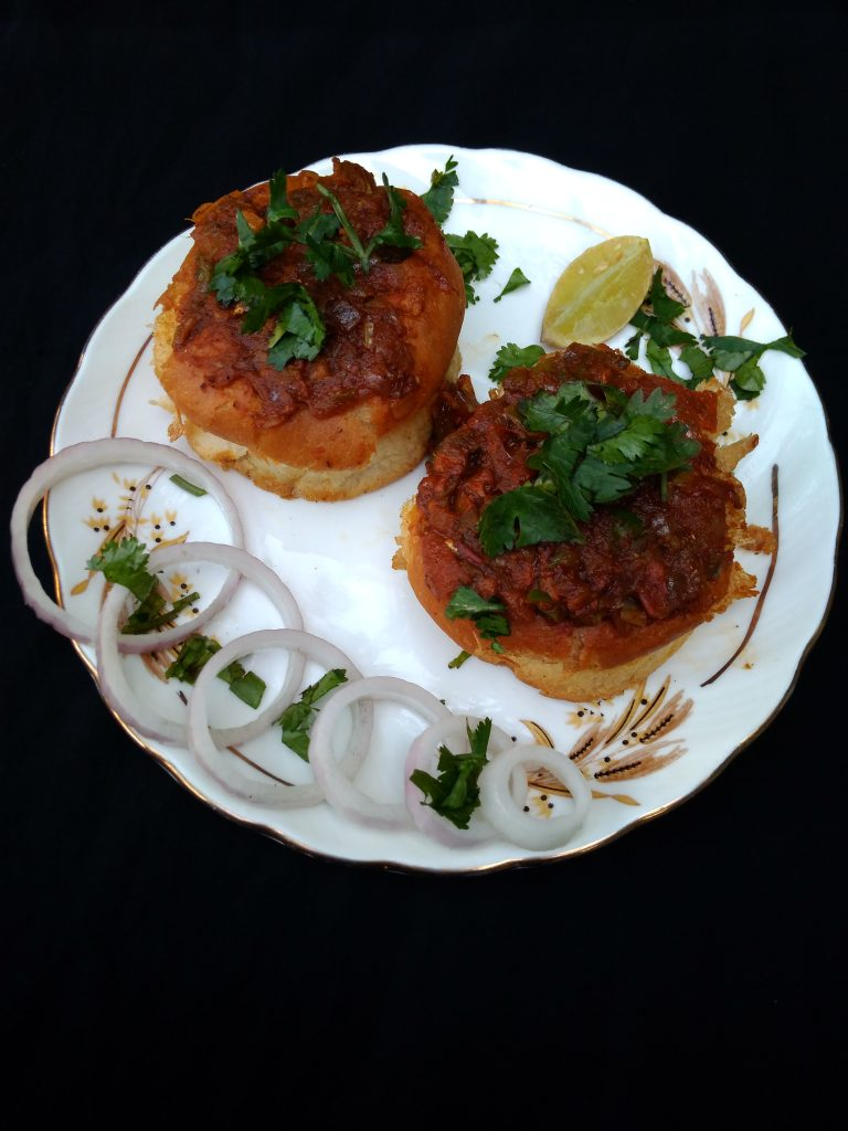 Masala Pav Recipe   Pav Bhaji Recipe