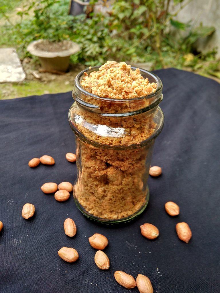 Shengdana Chutney Recipe
