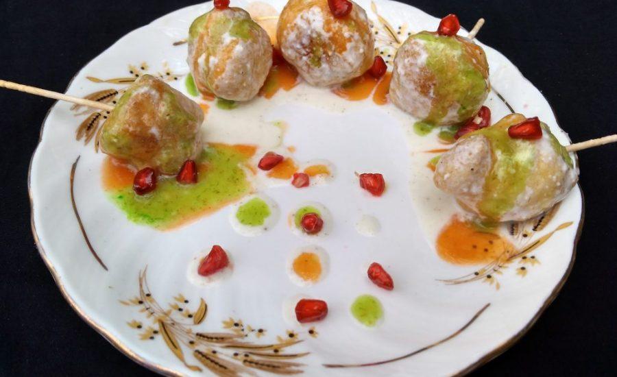 Dahi Bhalla Pops Recipe