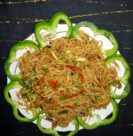 Chow Chow Noodles Recipe