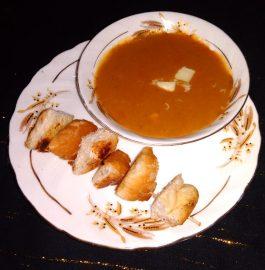 Pav Bhaji Fondue Recipe