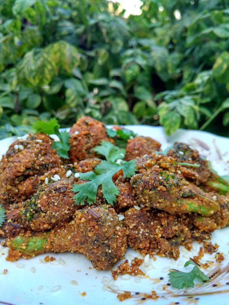 Broccoli Crunchy Masala Recipe