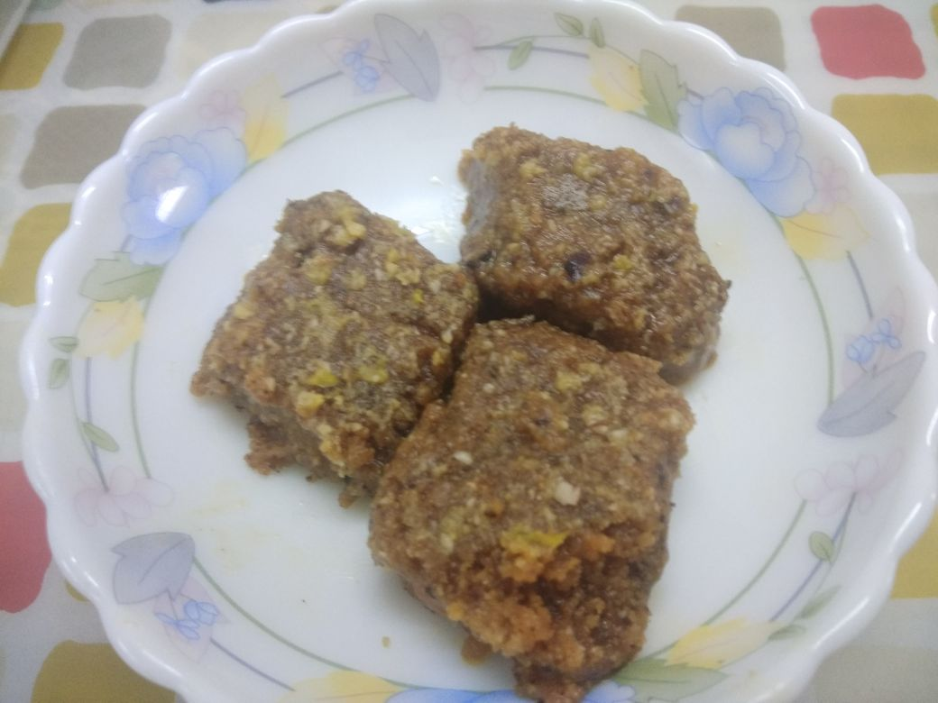 Mohanthal Recipe