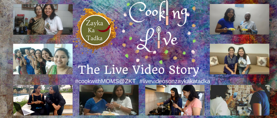 Zayka Ka Tadka : The Live Video Story
