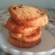 Eggless Cranberry Orange Slice Cookies Recipe