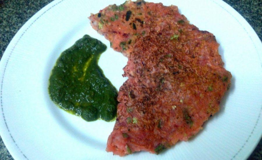 Akki Dosa or Adai Dosa with Veggies Recipe