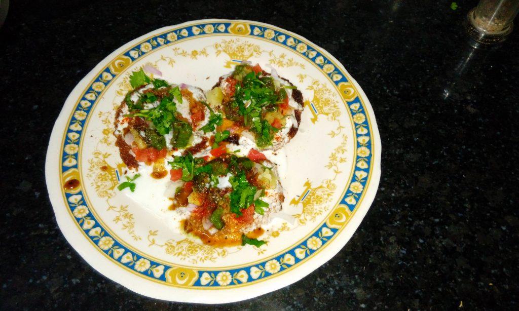 Bread ki Chatpati Chaat Recipe