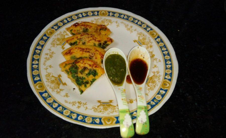 Moongdal Pancake Recipe