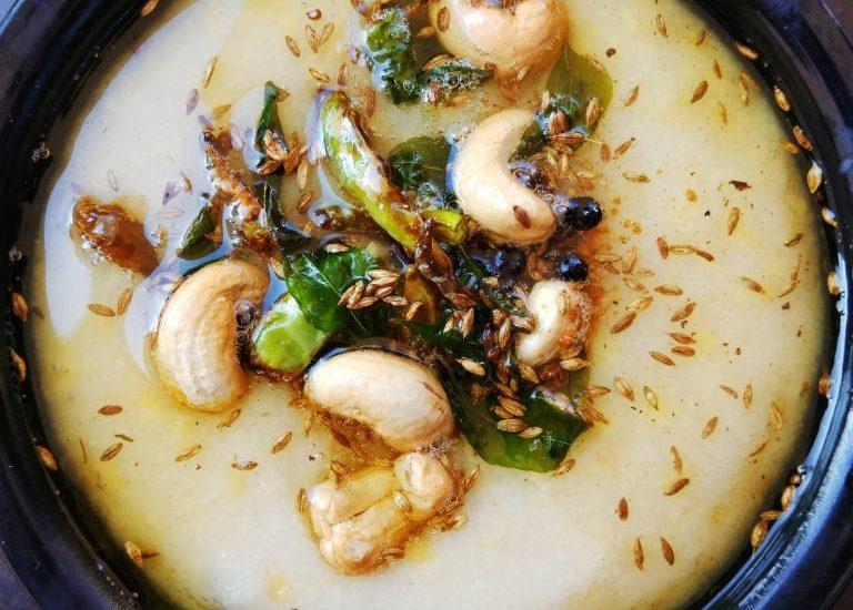 Rava Pongal Recipe
