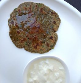 Bajra Paratha Recipe