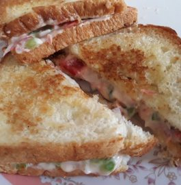 Mayonnaise Sandwich Recipe