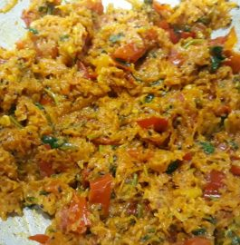 Mooli Tamatar Curry Recipe