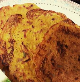 Mix Veg Besan Cheela Recipe