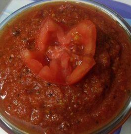Tomato And Chilli Thokku/Chutney Recipe
