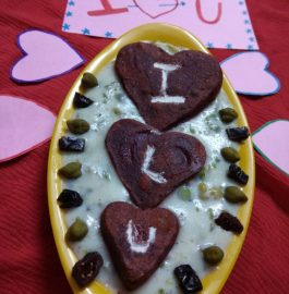 Beetroot Pancake In Choliya Rabdi Recipe