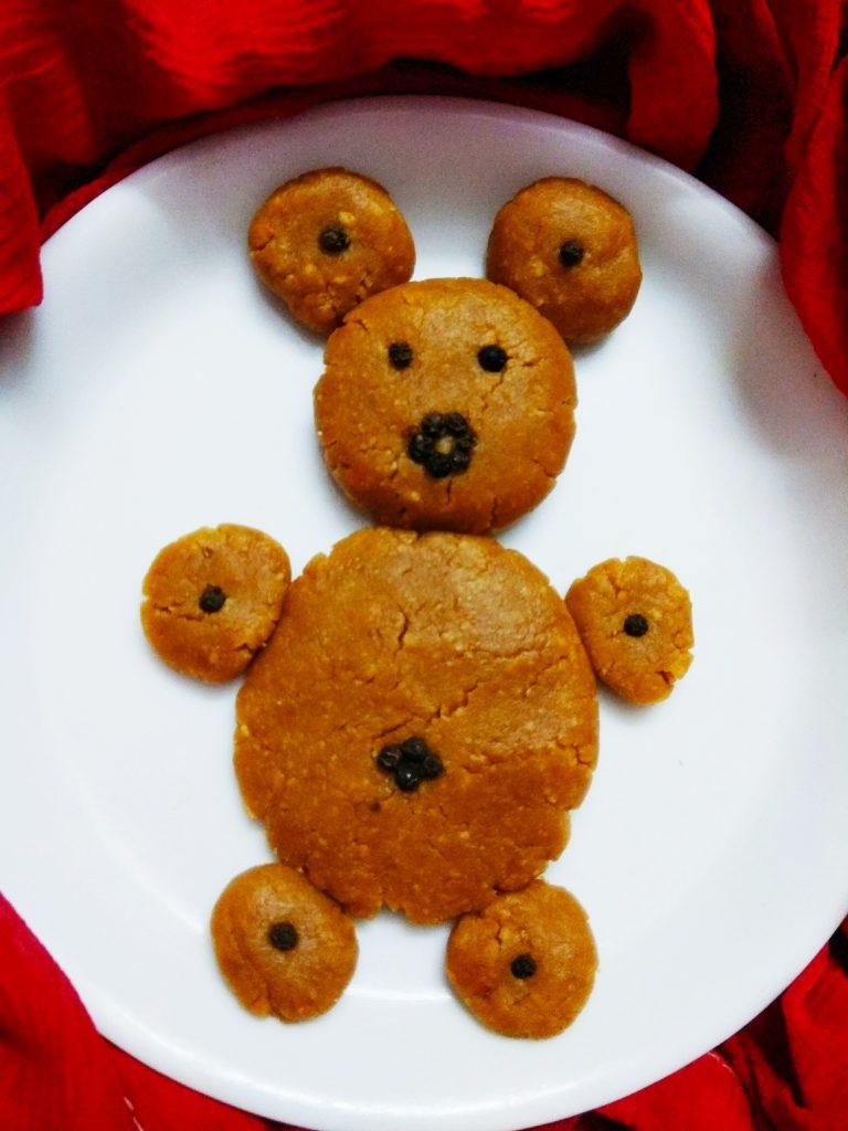 Instant Savoury Teddy Recipe
