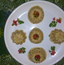 Veggie Stuffed Idli Recipe