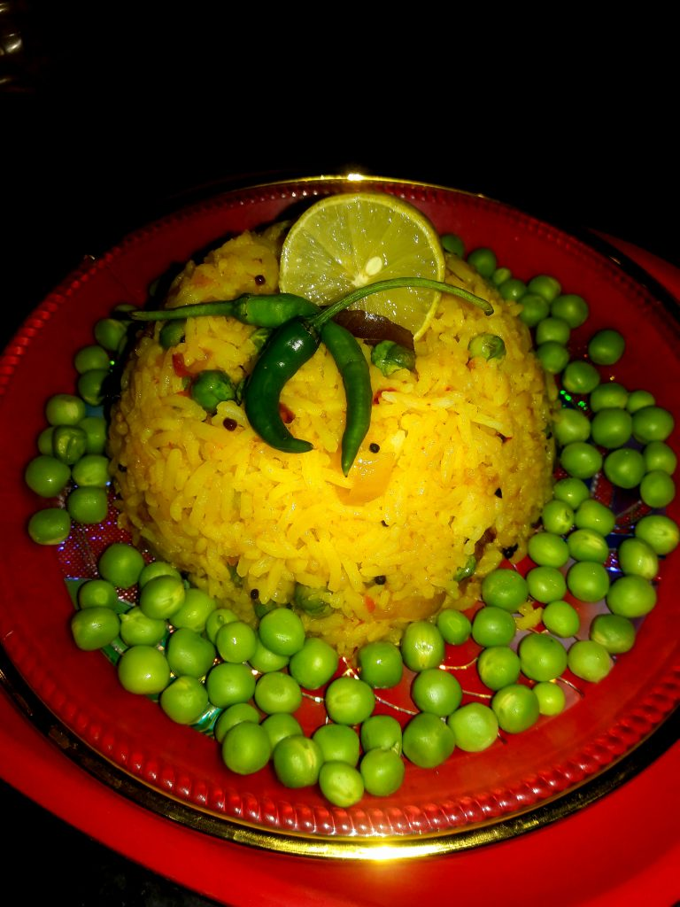 Leftover Rice Poha Recipe