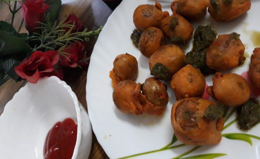 Aloo Ke Baroole Recipe