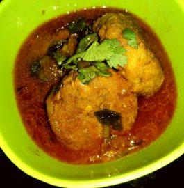 Kathal Kofta Curry Recipe